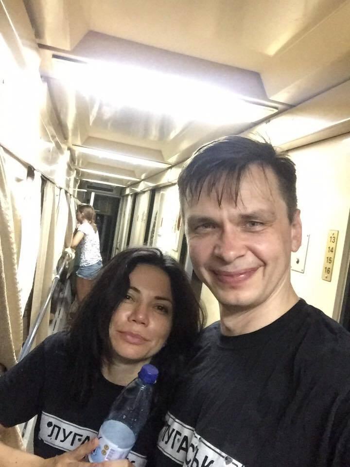 Поезд Укрзалізниці