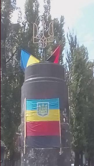 У Києві знайшли заміну знесеному пам'ятнику Леніну: з'явилися фото