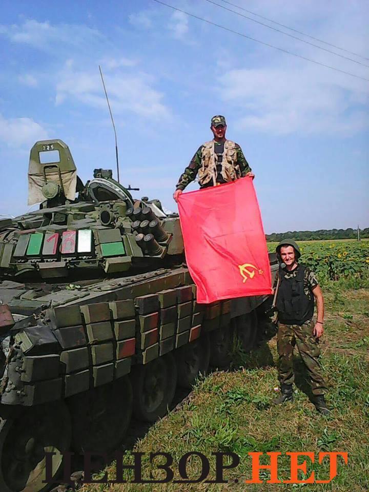 Один против четырех: подвиг танкиста Николая Тишика