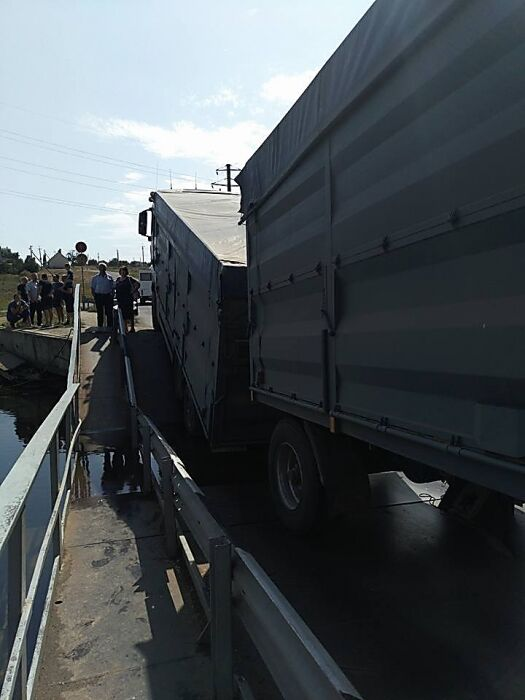 Мост на Николаевщине