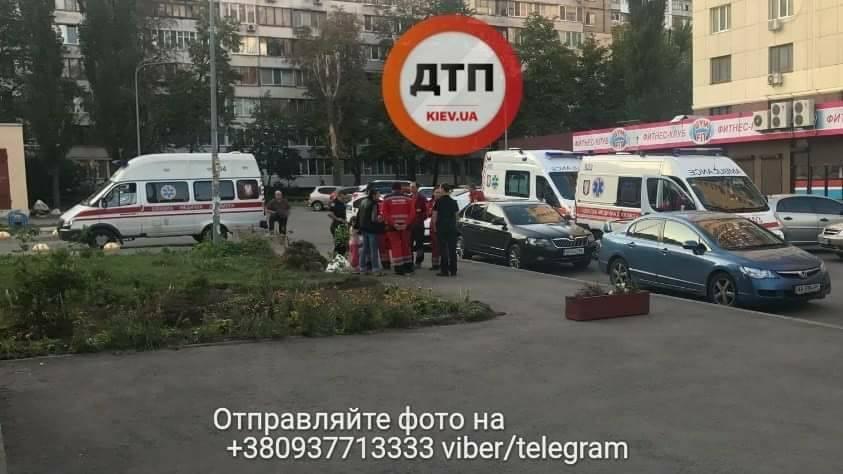 Стрілянина на дитячому майданчику в Києві: постраждала розкрила страшні деталі