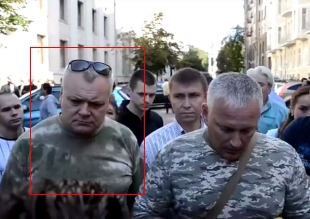 """Зв'язки з криміналітетом і штурм Банкової: спливли деталі про """"помічника"""" Саакашвілі"""