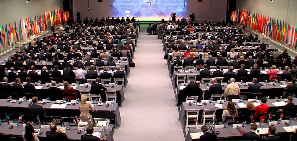 На Всемирный конгресс судей не пропустили делегацию России