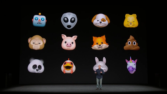 "Apple презентовала ""юбилейный"" iPhone Х"