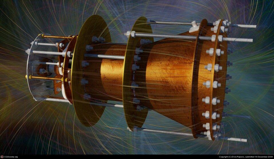 УКитаї створили двигун, який суперечить законам фізики