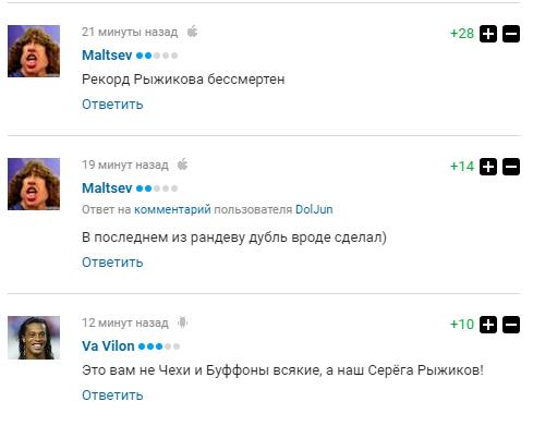 """""""Рекорд Рижикова"""". У мережі висміяли російські ЗМІ, які перекрутили досягнення Мессі"""