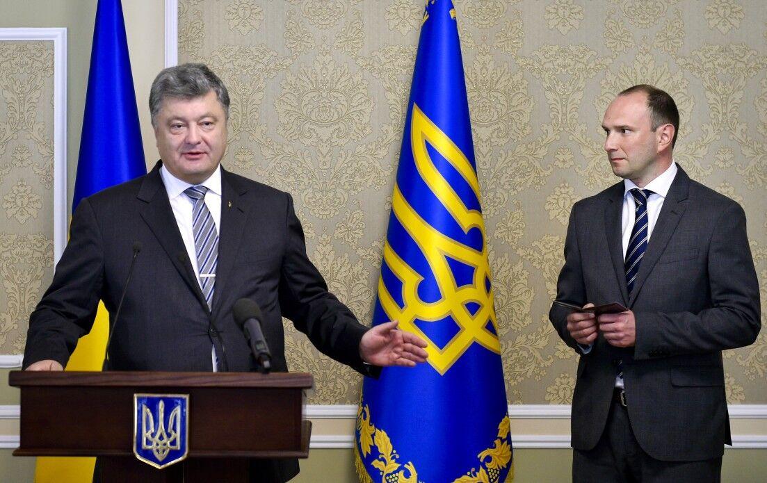 Порошенко назначил руководителя Службы внешней разведки Украины— Настоящий патриот