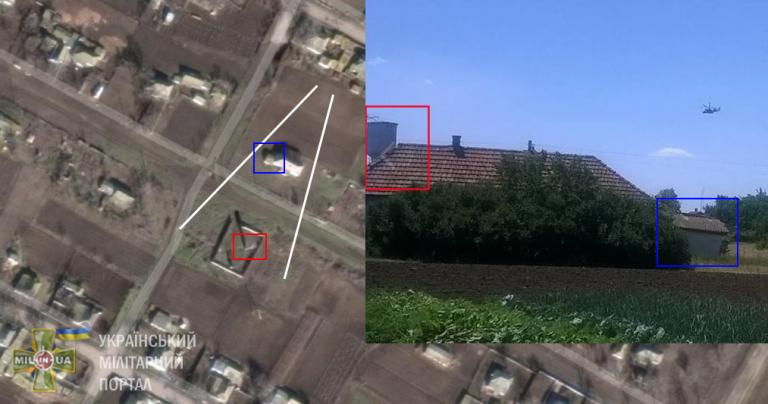 Российский вертолет над Украиной: журналисты назвали место воздушного прорыва