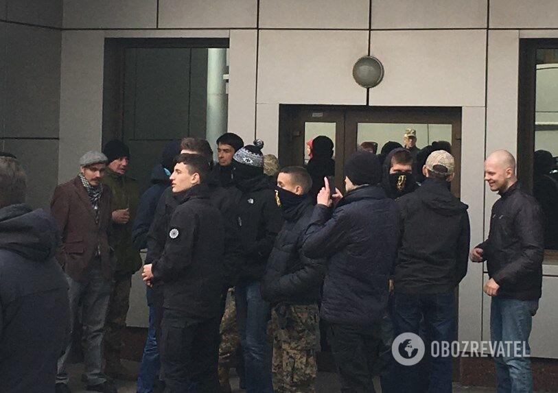 """""""Силовой блок"""" Саакашвили: обнаружен новый соратник с """"приветом из 90-х"""""""