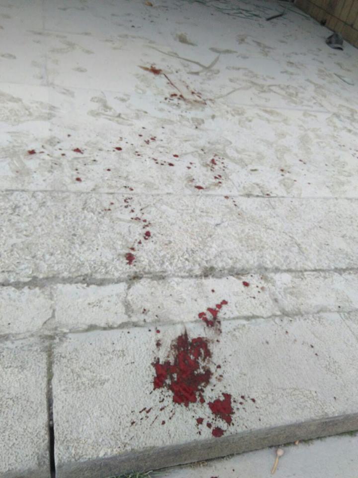 З бійкою і різаниною: у Києві невідомі намагалися захопити спорткомплекс