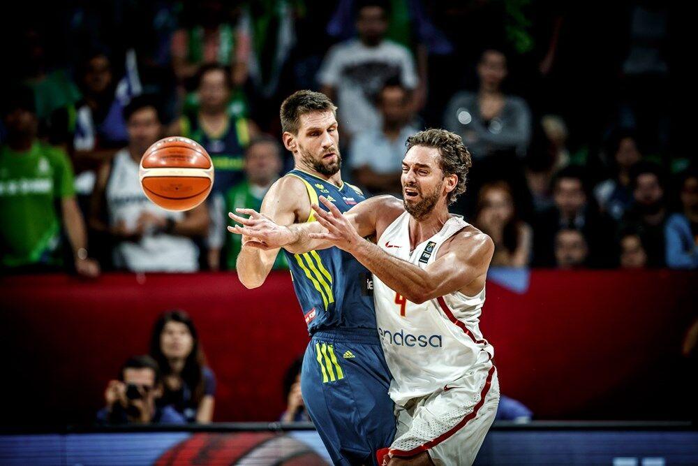 Збірна Іспанії сенсаційно програла в півфіналі Євробаскету