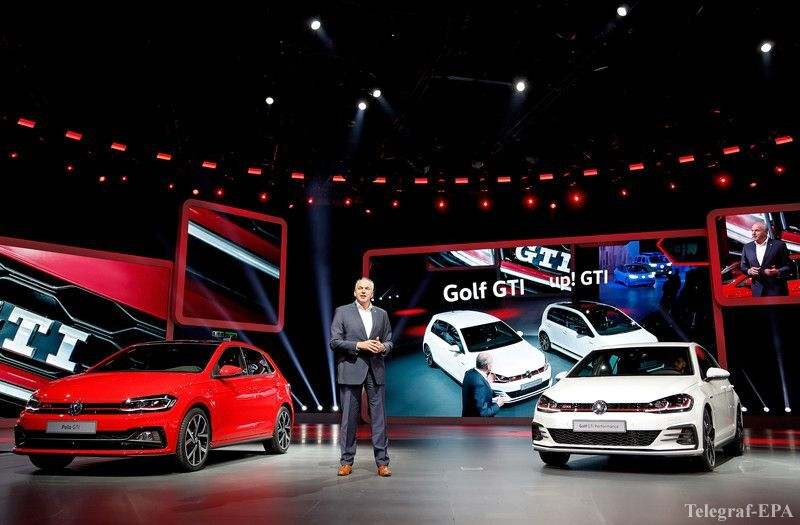 Франкфуртський автосалон-2017: яскраві фото найочікуванішої виставки року