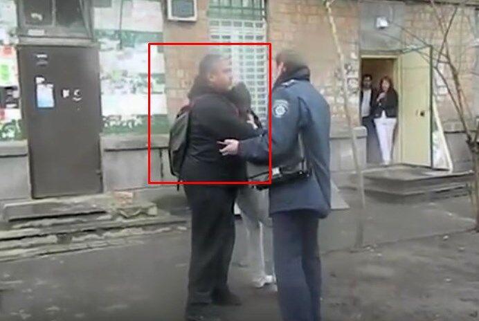 Силовое решение конфликта: Бедовой напал на жительницу дома, где работала его клиника-цех