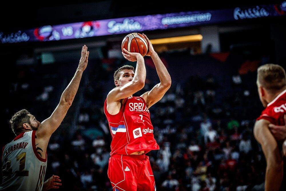 Росію не пустили до фіналу Євробаскету-2017