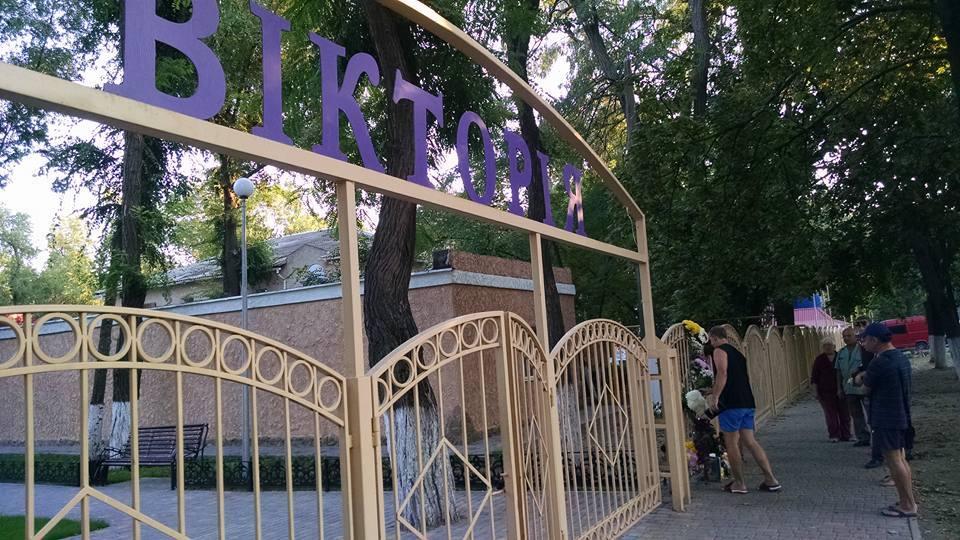 НП в дитячому таборі Одеси: опубліковані розпачливі фотографії