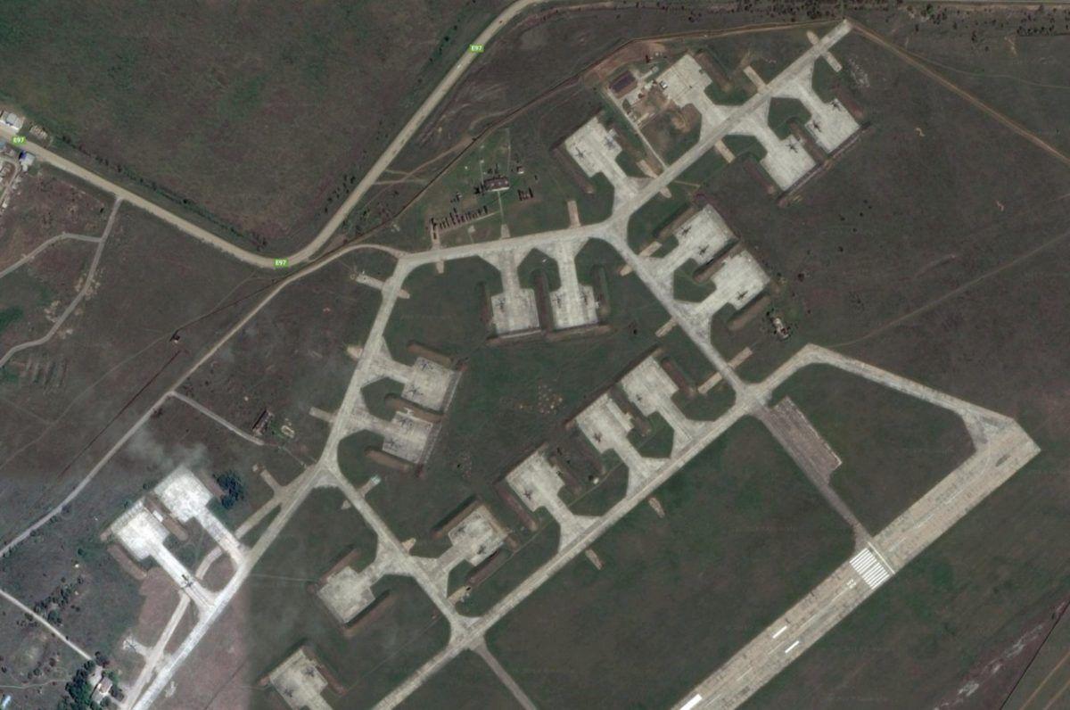 Аналітичний центр США: вертоліт ВПС Росії вторгся на територію України