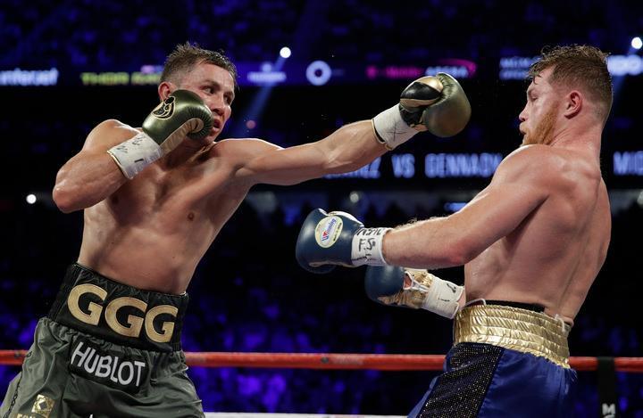 Судді не змогли назвати переможця бою Головкін - Альварес