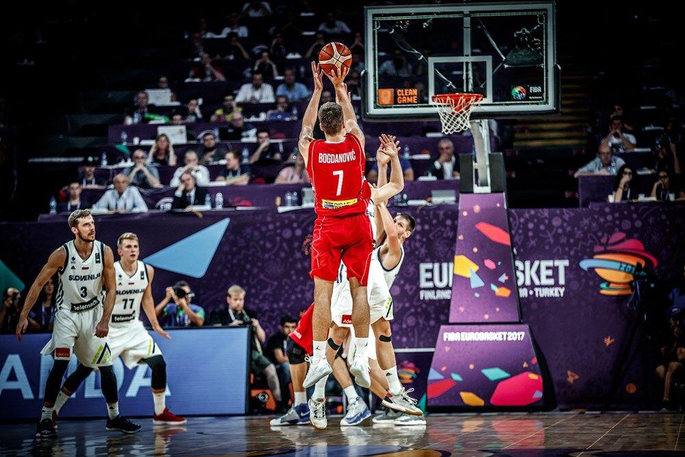 Сборная Словении выиграла Евробаскет