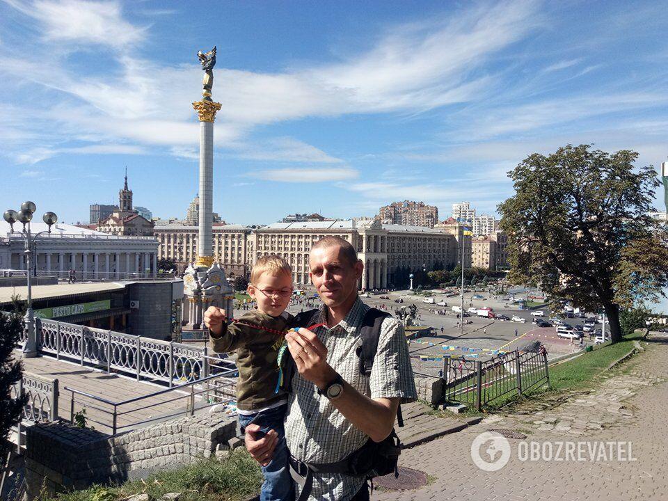 Интервью отсидевшего за Украину россиянина