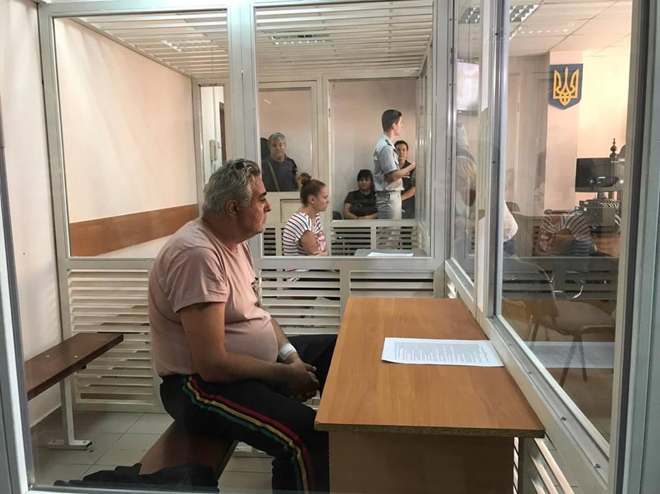 """Пожежа в Одесі: суд ухвалив рішення щодо директора табору """"Вікторія"""""""