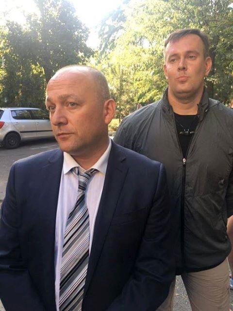 """""""Ви вбиваєте наших людей!"""" У мережу потрапило відео візиту консула РФ до суду у справі 2 травня в Одесі"""