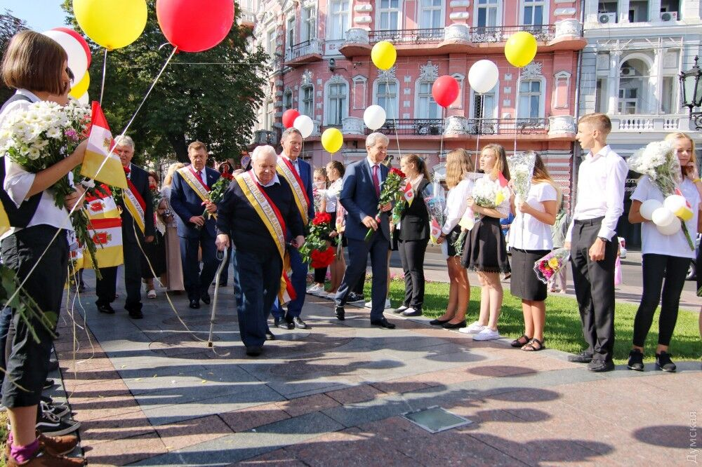 В Одесі обстріляли націоналіста
