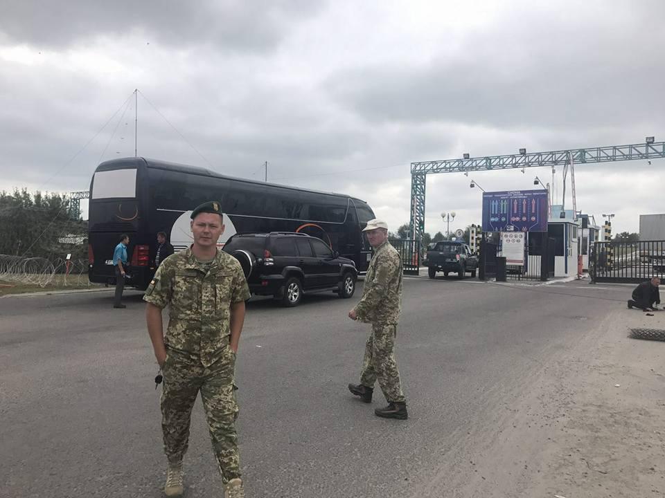 На кордоні Польщі та України: стало відомо про затримання людини Саакашвілі