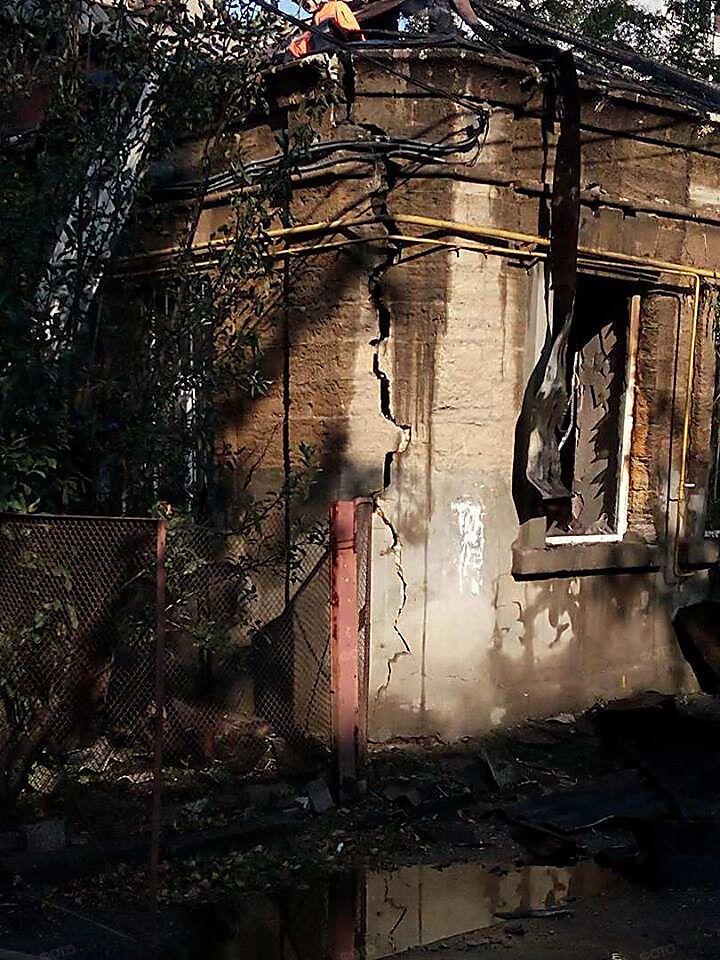 У центрі Миколаєва вибухнув житловий будинок