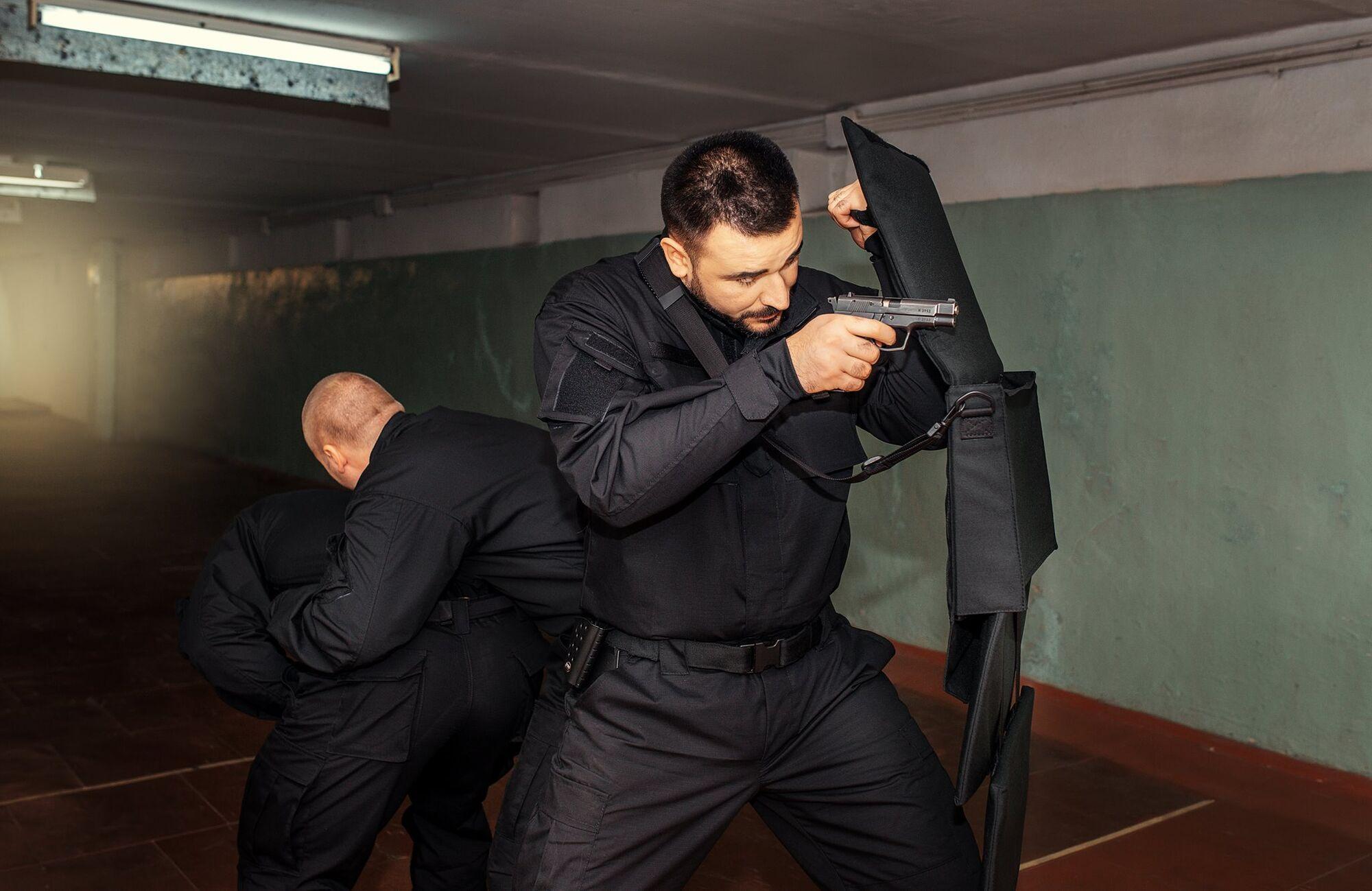 телохранители Украины
