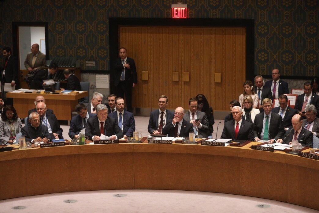 """""""Украина хочет мира"""": о чем Порошенко говорил в ООН"""