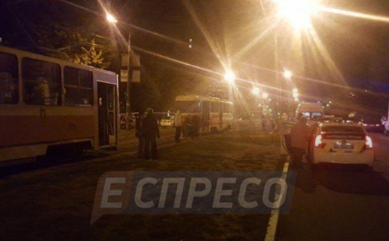 В Киеве трамвай насмерть сбил мальчика