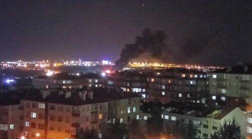 В аэропорту Стамбула разбился самолет