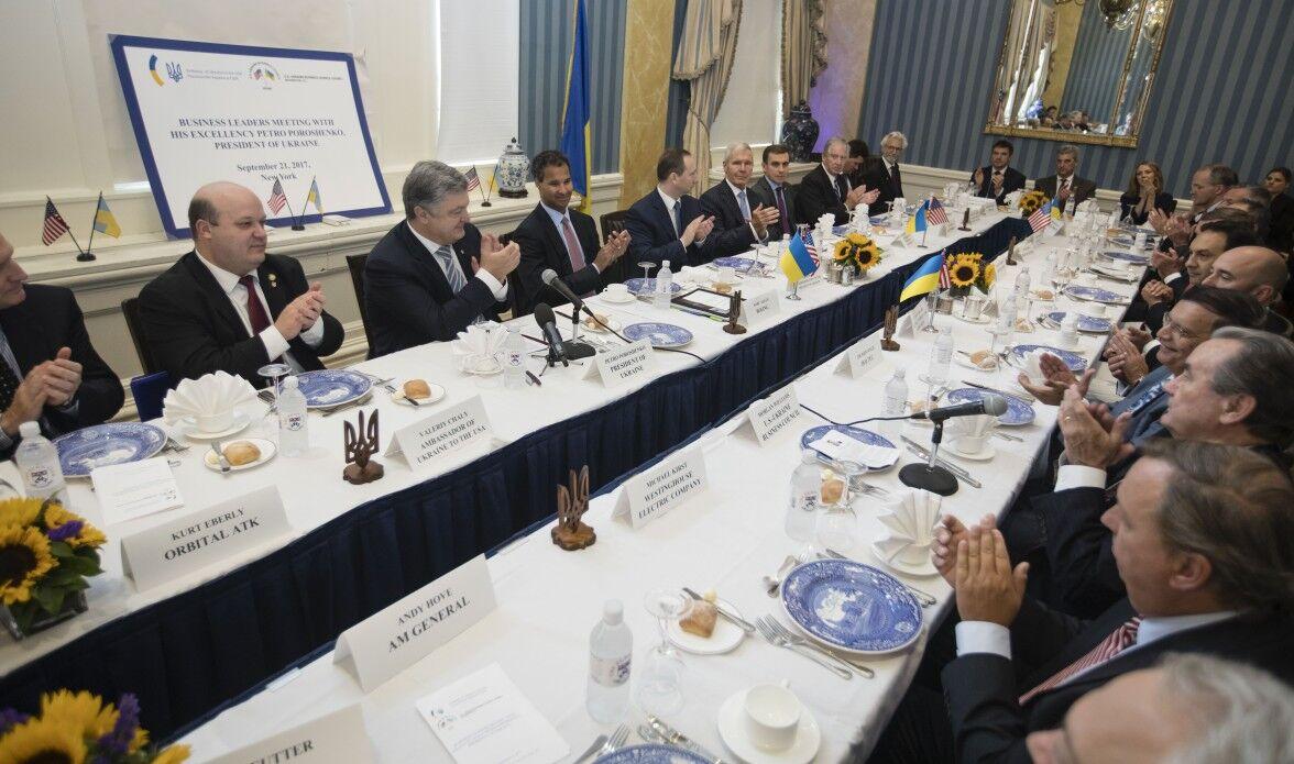 Инвестиционный климат вгосударстве Украина стал лучшим запоследние 6 лет— Порошенко