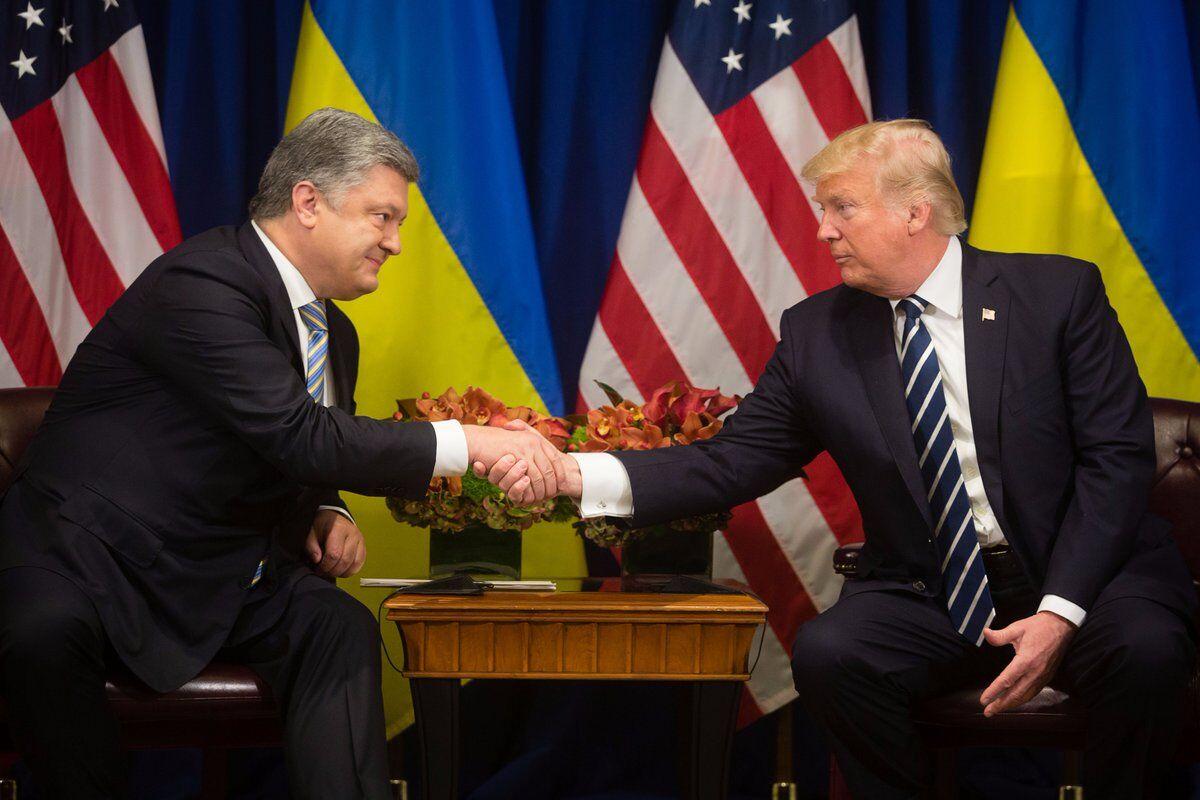 Уверен Дональд Трамп: вУкраинском государстве «все лучше илучше скаждым днем»