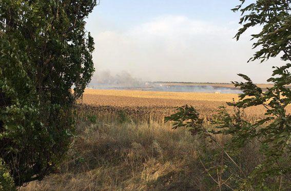 На Донбасі на складах боєприпасів прогриміли вибухи: стали відомі подробиці