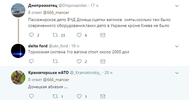 """Пришел """"русский мир"""": в сети показали, что оккупанты сделали с Донецком"""