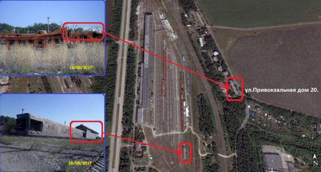 """У Донецьку вирахували, де розташований батальйон """"ДНР"""""""