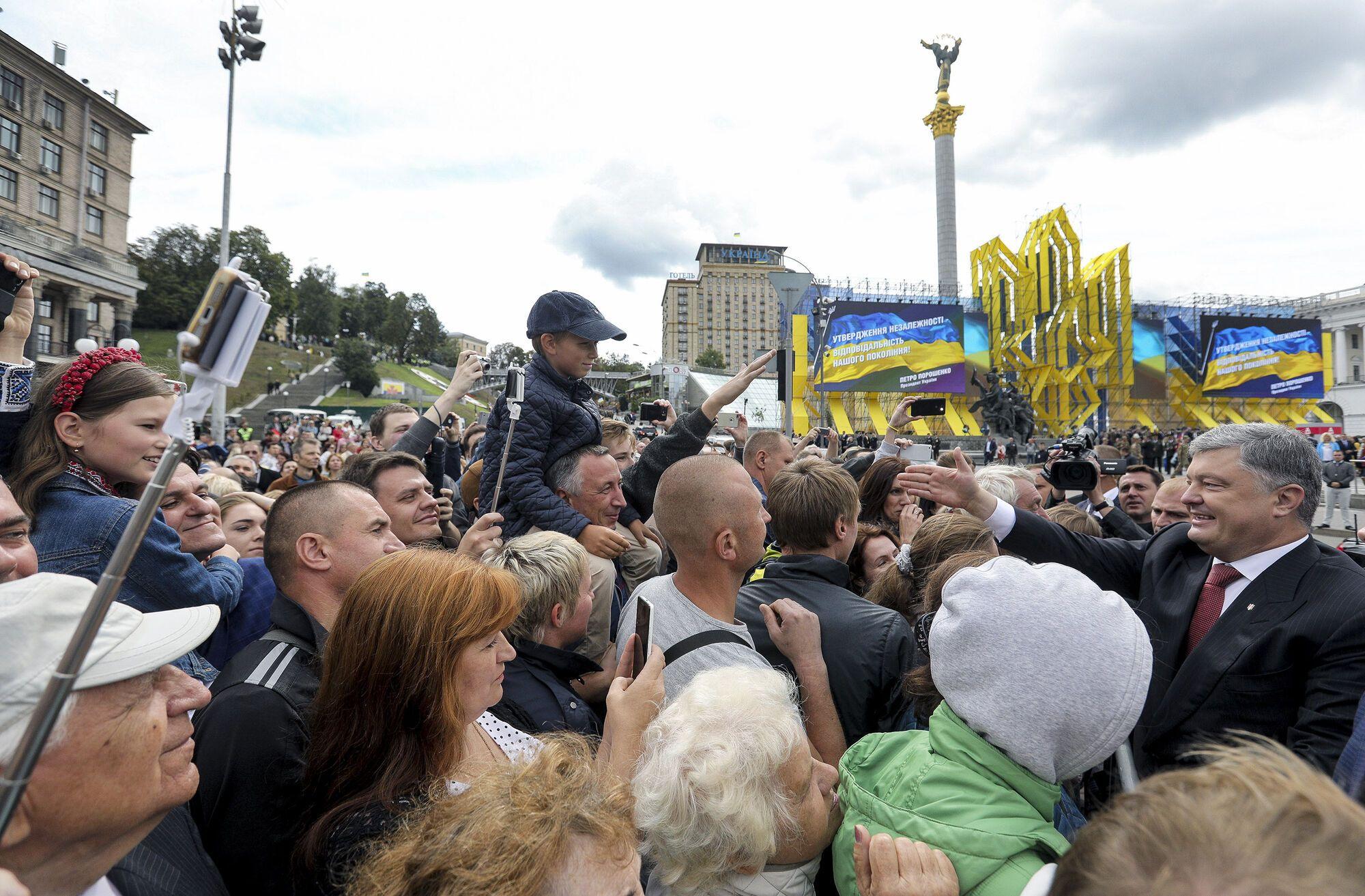 ВУкраинском государстве вступил всилу скандальный закон «Обобразовании»