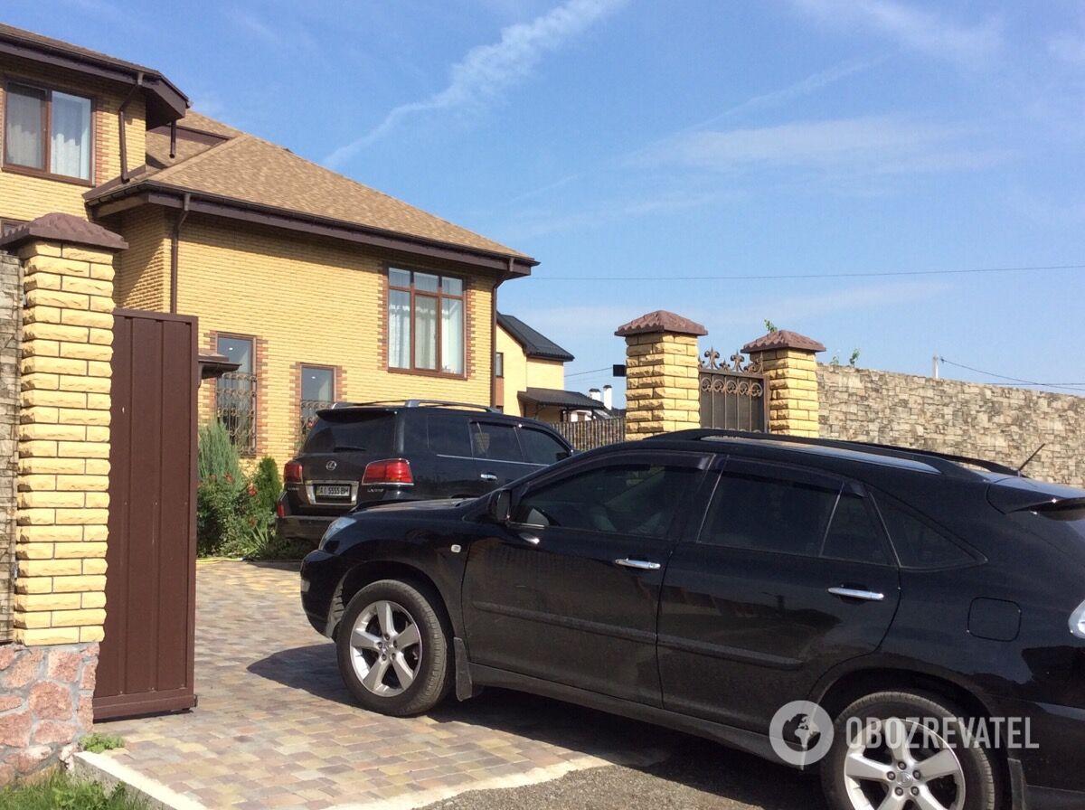Дом, в котором жил Полывяный