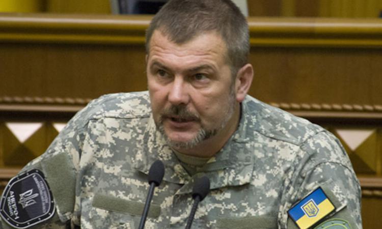 народный депутат Юрий Береза