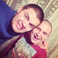 Дмитрий Буглак и Александр Гузенко