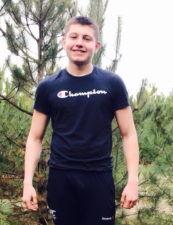 Андрей Галиев, 1998 года рождения