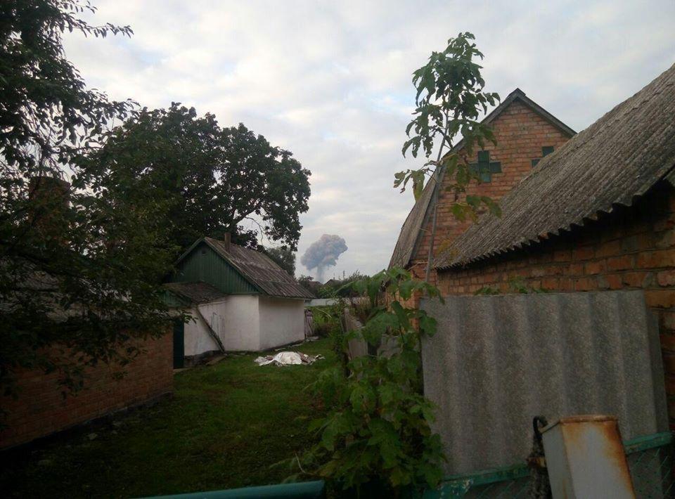 Вибухи в Калинівці: з'явилися нові дані про ситуацію у місті
