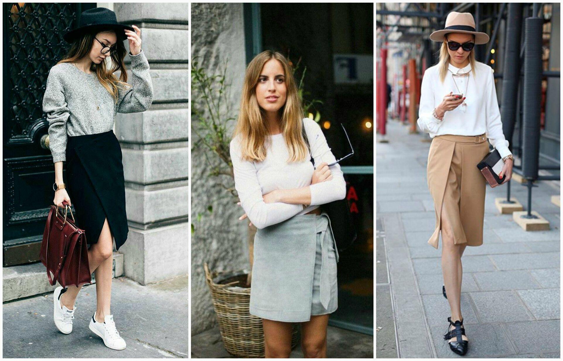Самые модные юбки осени