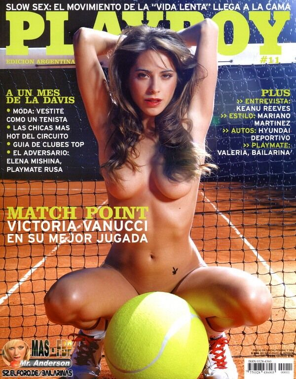 Теннисистка Виктория Вануччи