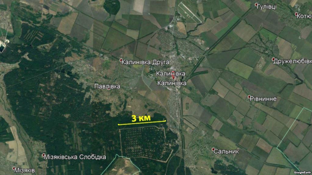 Що залишилося від складів у Калинівці: з'явилися фото наслідків вибухів