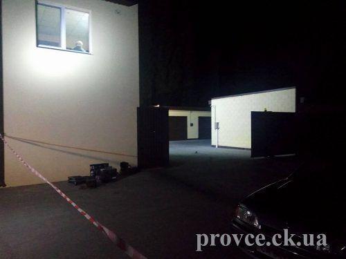Расстрел депутата в Черкассах: подробности