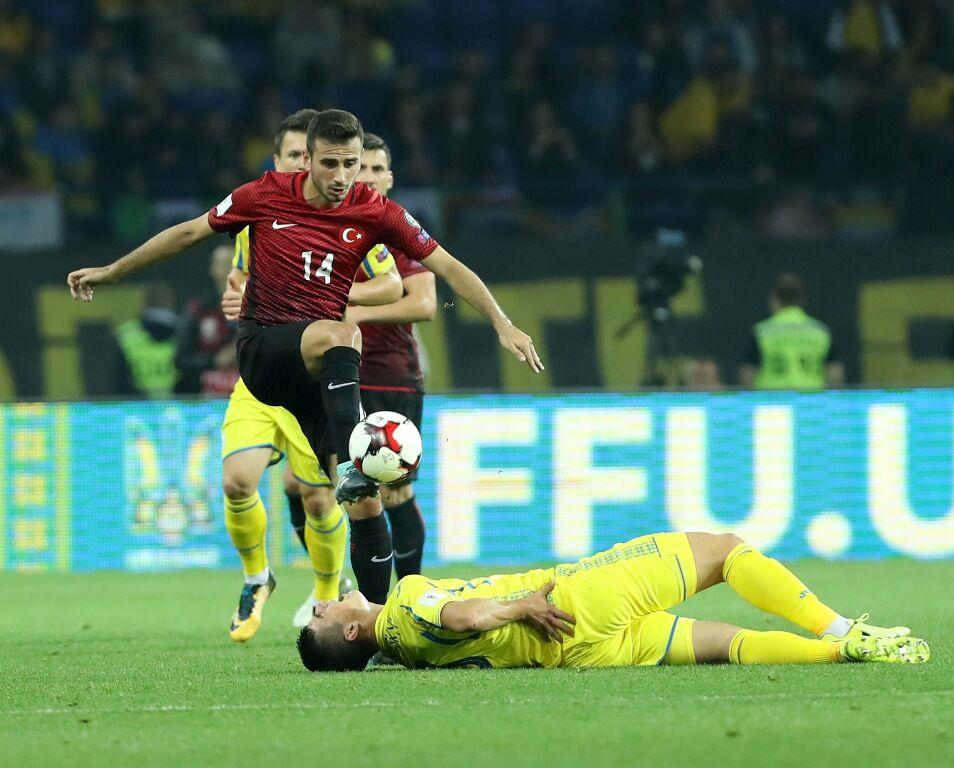 Луческу переможений! Як Україна знищила Туреччину у відборі ЧС-2018