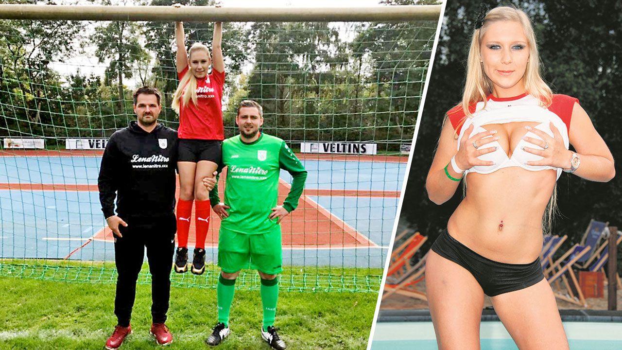Порнозірка стала спонсором футбольного клубу з Німеччини
