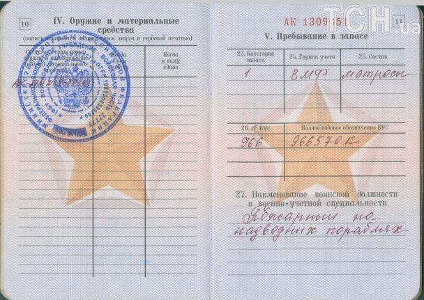 Контррозвідка показала кадрового військового РФ, який воює на Донбасі